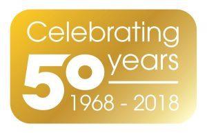 Celebrating 50 Years 1968-2018