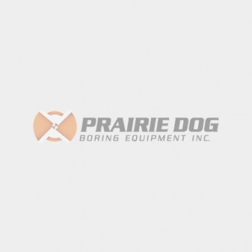 Prairie Dog Boring Equipment, Simple – Durable – Reliable